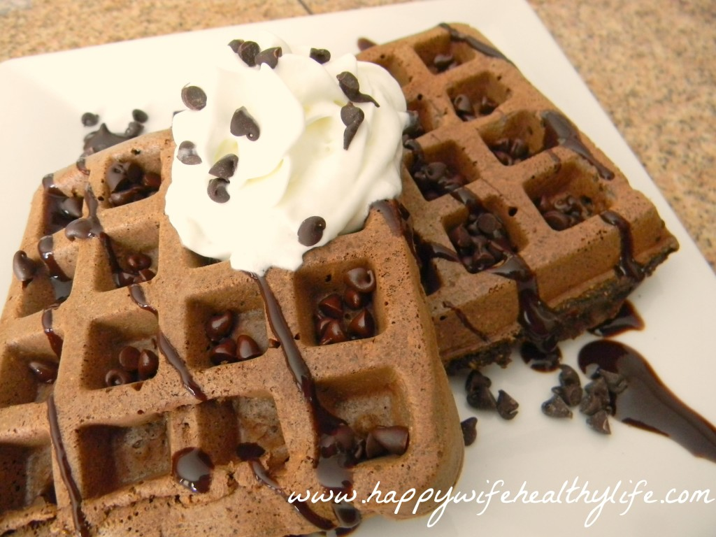 hot cocoa waffles (without title)
