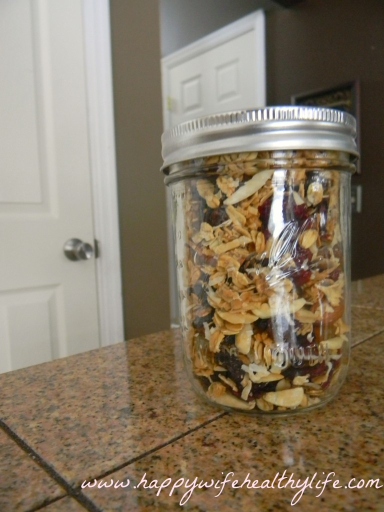vertical granola
