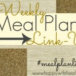 Meal Plan Link-Up #2: Thanksgiving Week