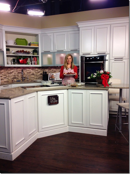 Living Dayton Television - Cooking in the Kitchen