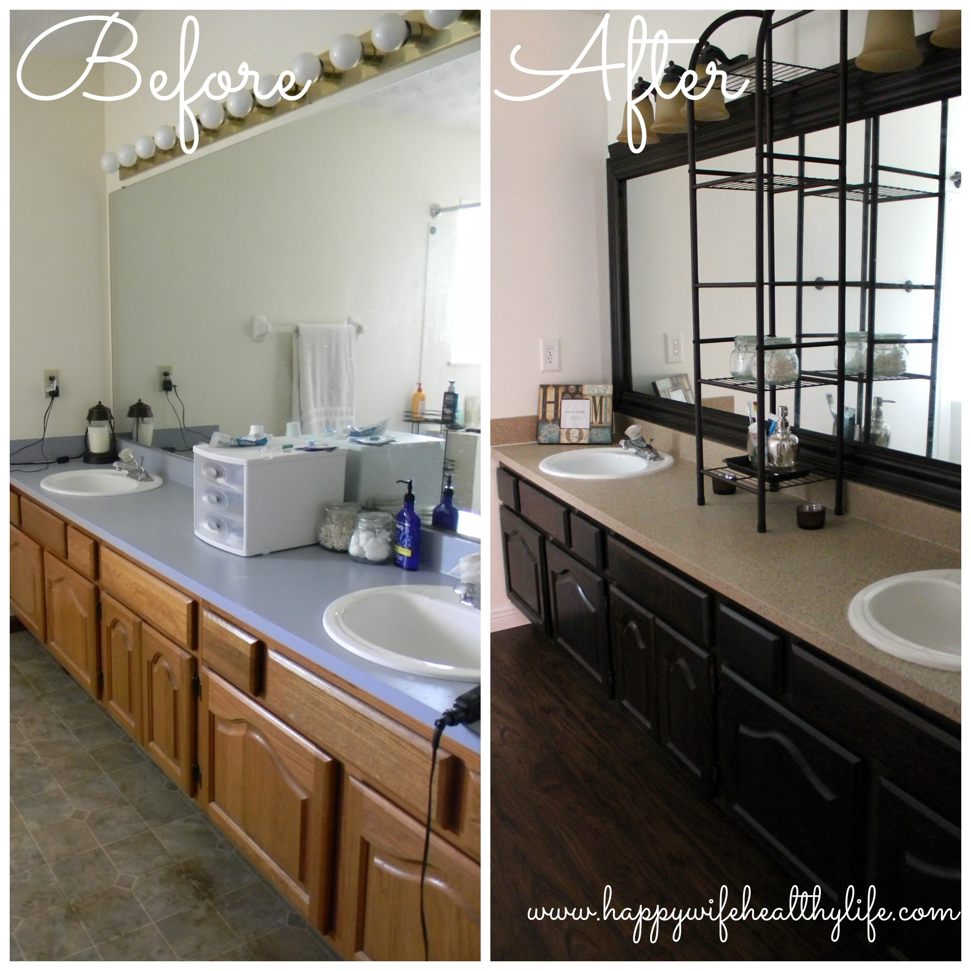 Master Bath Remodel Reveal