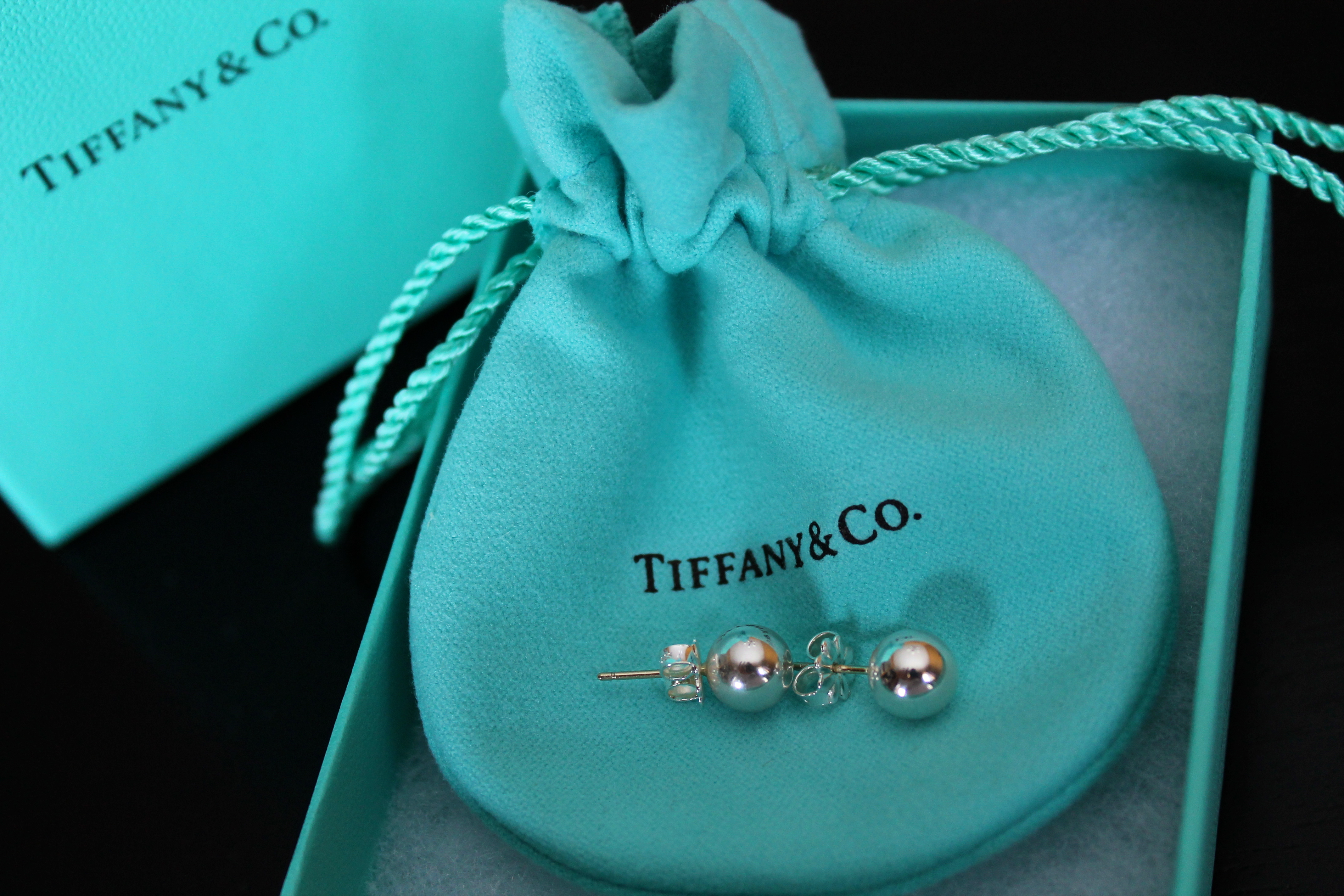 d04407599 ... tiffany and co silver bead earrings. meal plan 14 celebrating with  chocolate ...