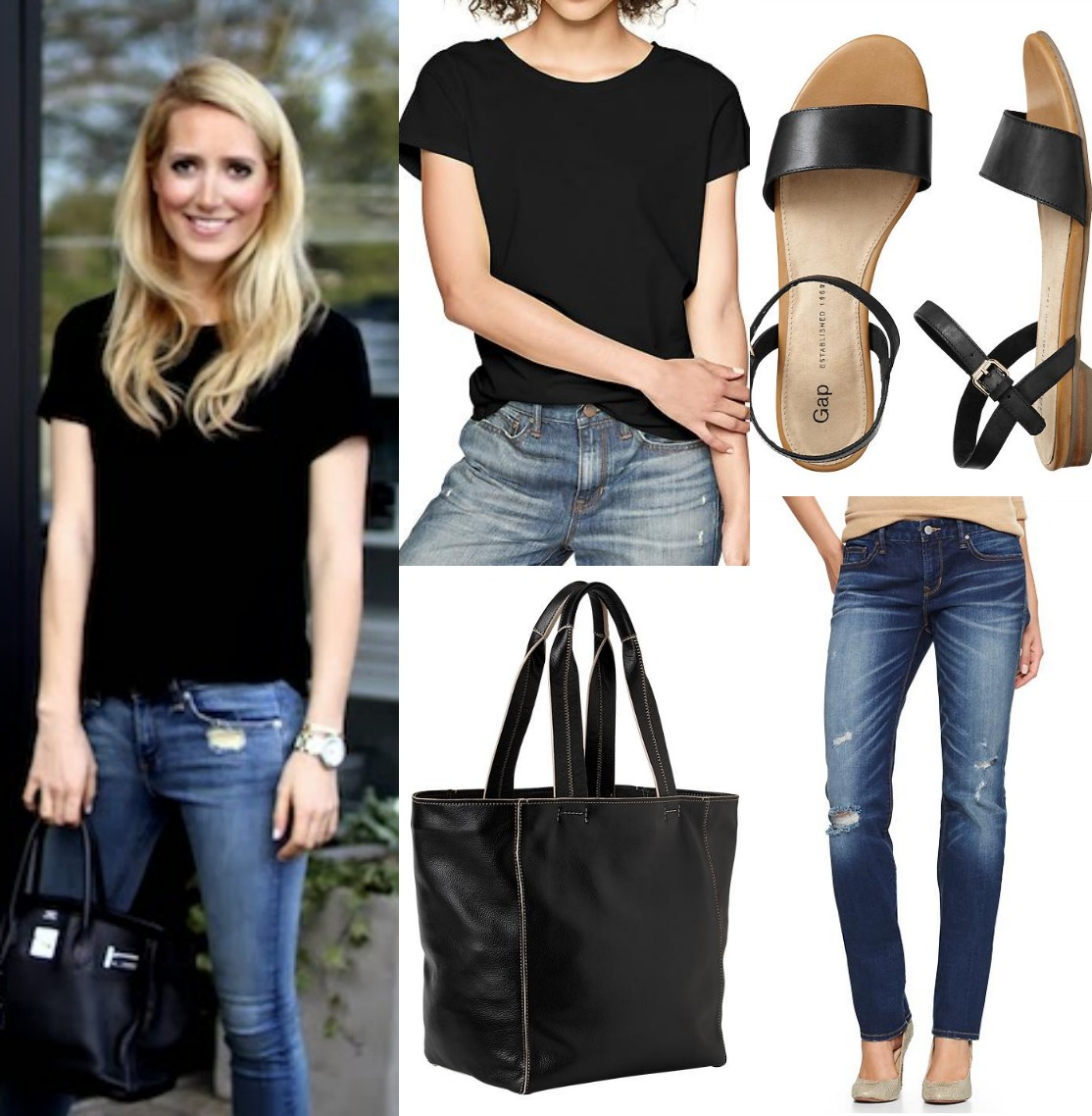Black And Jeans - Jeans Am