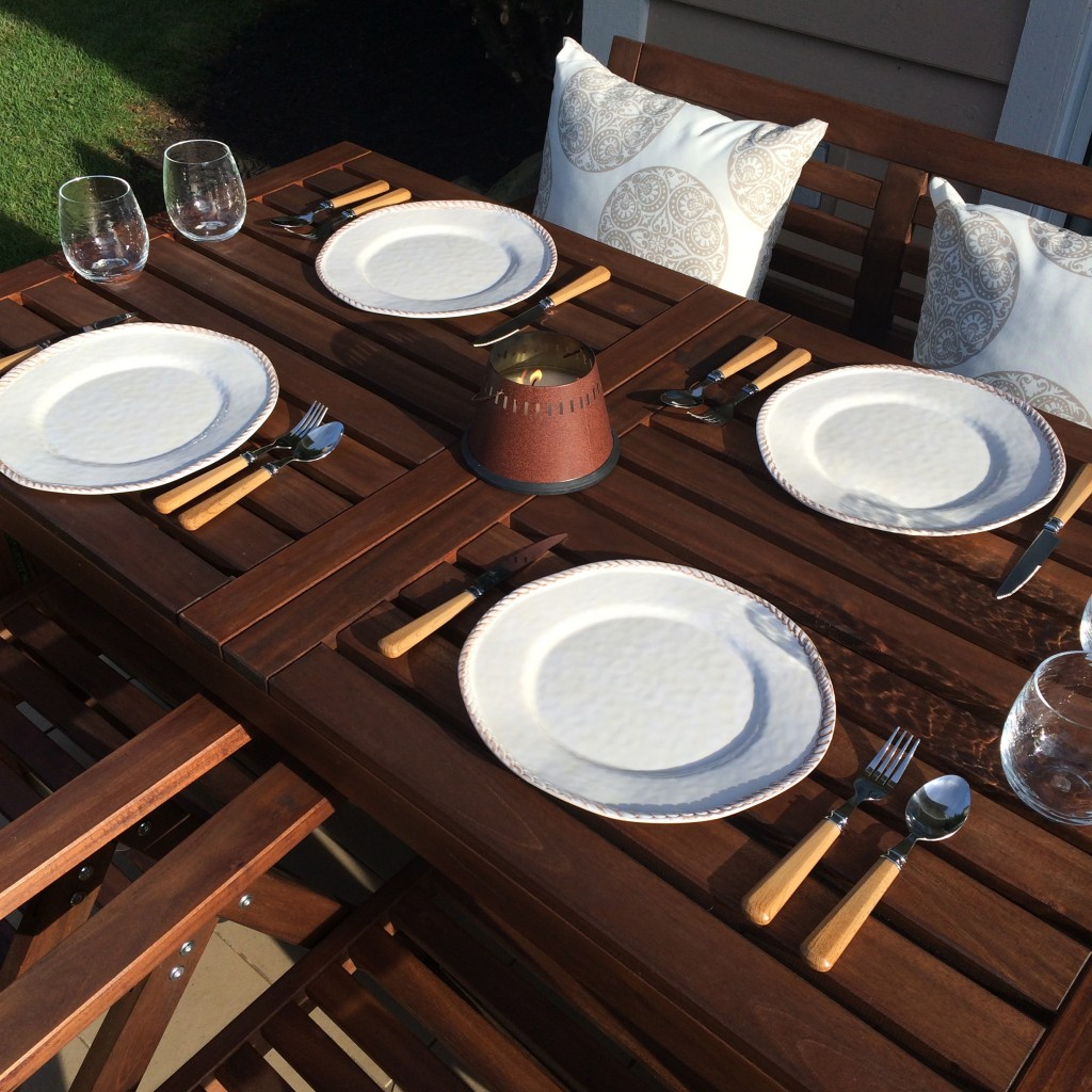 Outdoor Entertaining :: Happy Wife Healthy Life