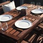Outdoor Dining at Home