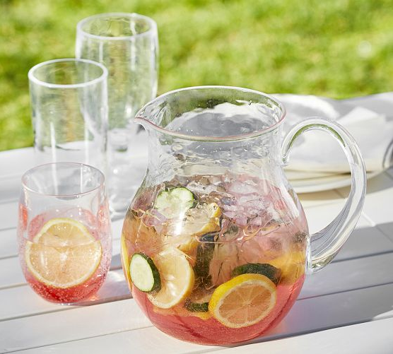 Pottery Barn Classic Outdoor Pitcher