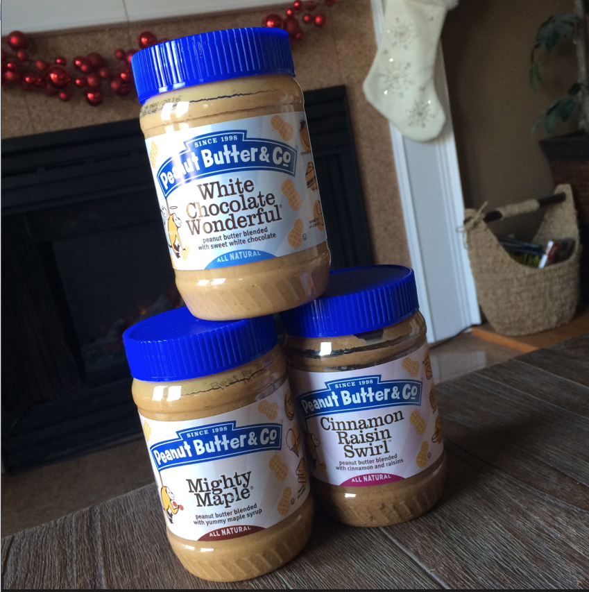 Peanut Butter & Co. Giveaway