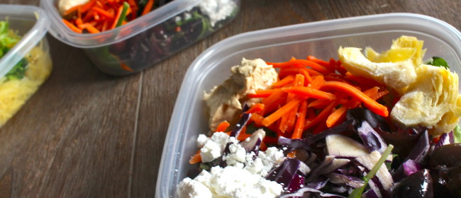 Make-Ahead Lunches