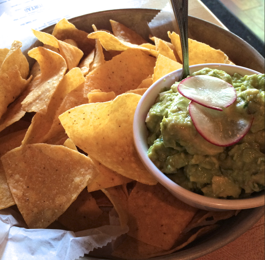 Chips and Guacamole - Pregnancy Cravings