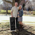 Jana and Tim Baby Announcement