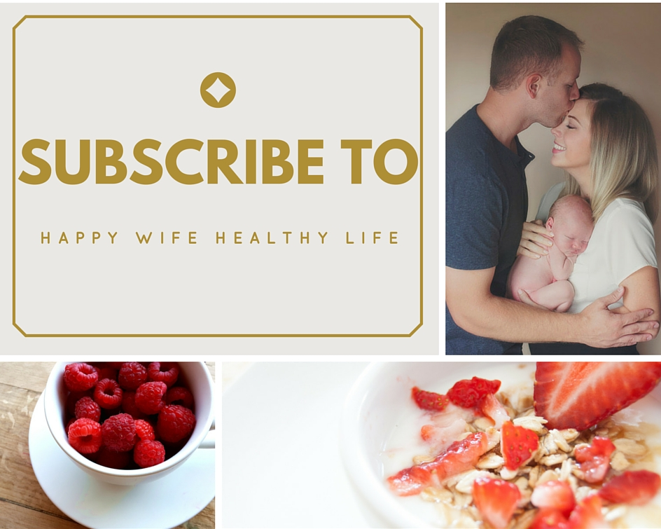 Subscribe to Happy Wife Healthy Life