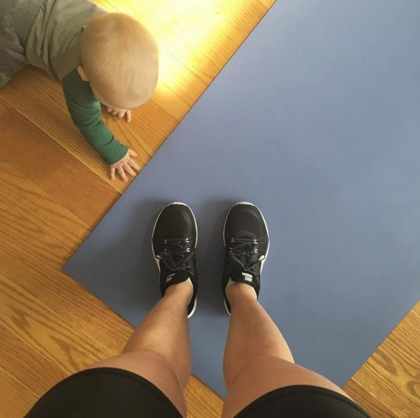 Mommy and Baby Workouts