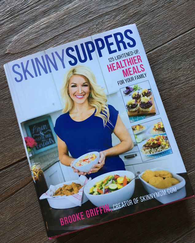 Skinny Suppers Cookbook Giveaway - Skinny Mom