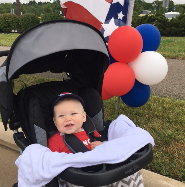 Jack's First Fourth of July