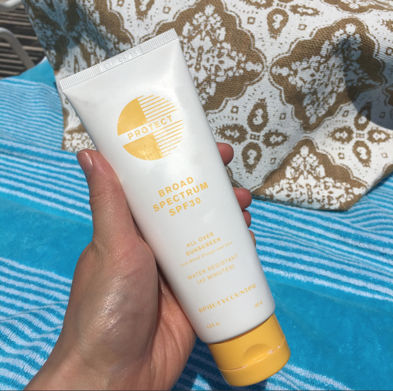 Beautycounter - Sunscreen