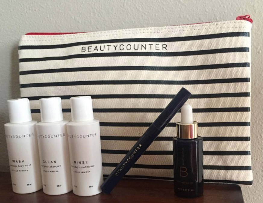 Beautycounter Travel Bag