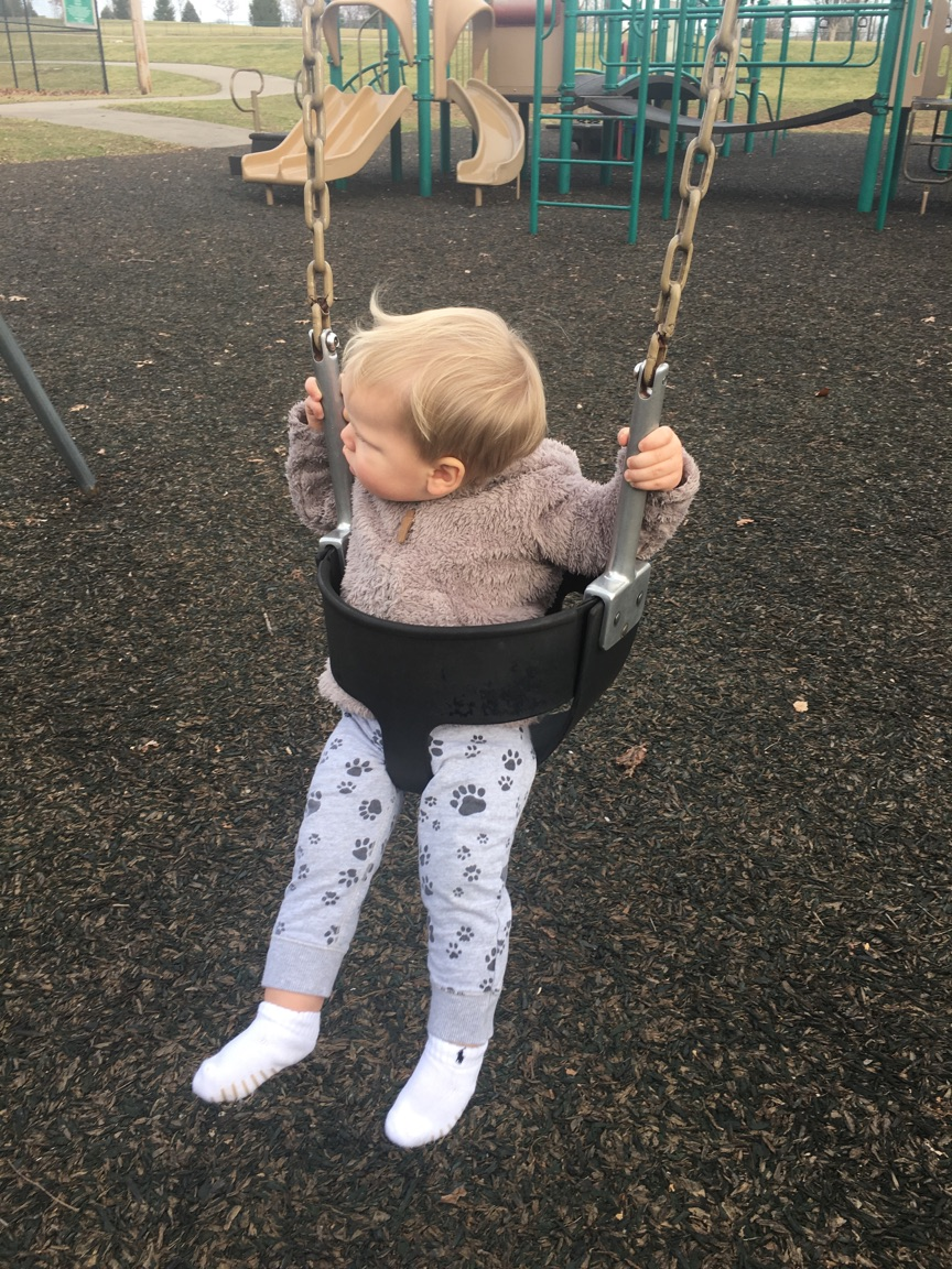 Park Day in January