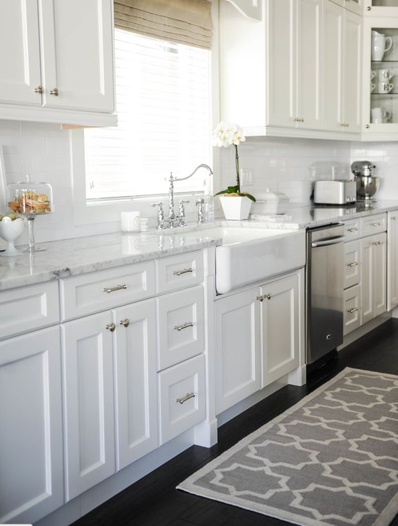 Home Building Series: Cabinets and Countertops Inspiration