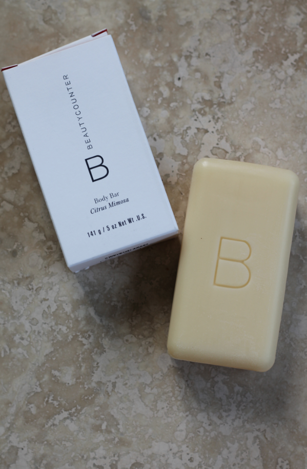 Best Beautycounter Products for Summer 2017 - Body Bar in Citrus Mimosa