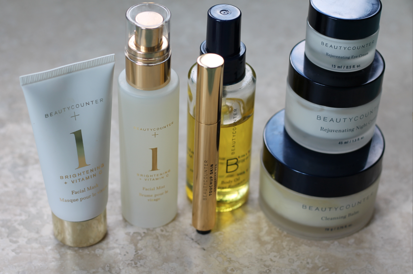 Beautycounter Maternity Skin Care Routine