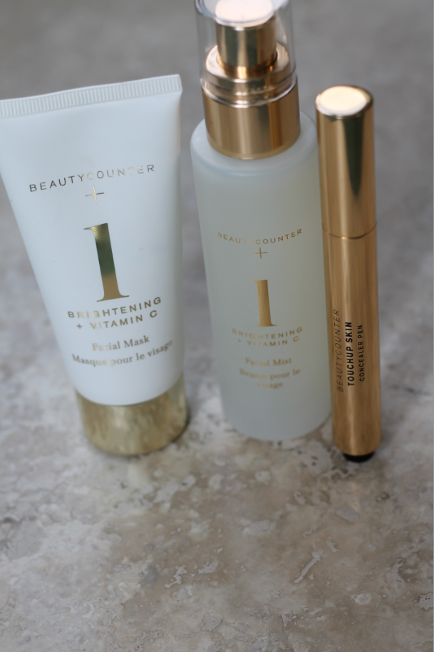 Beautycounter Brightening Collection and Concealer Pen