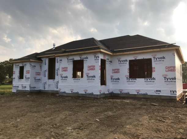 Home Building Series: Progress Updates 1