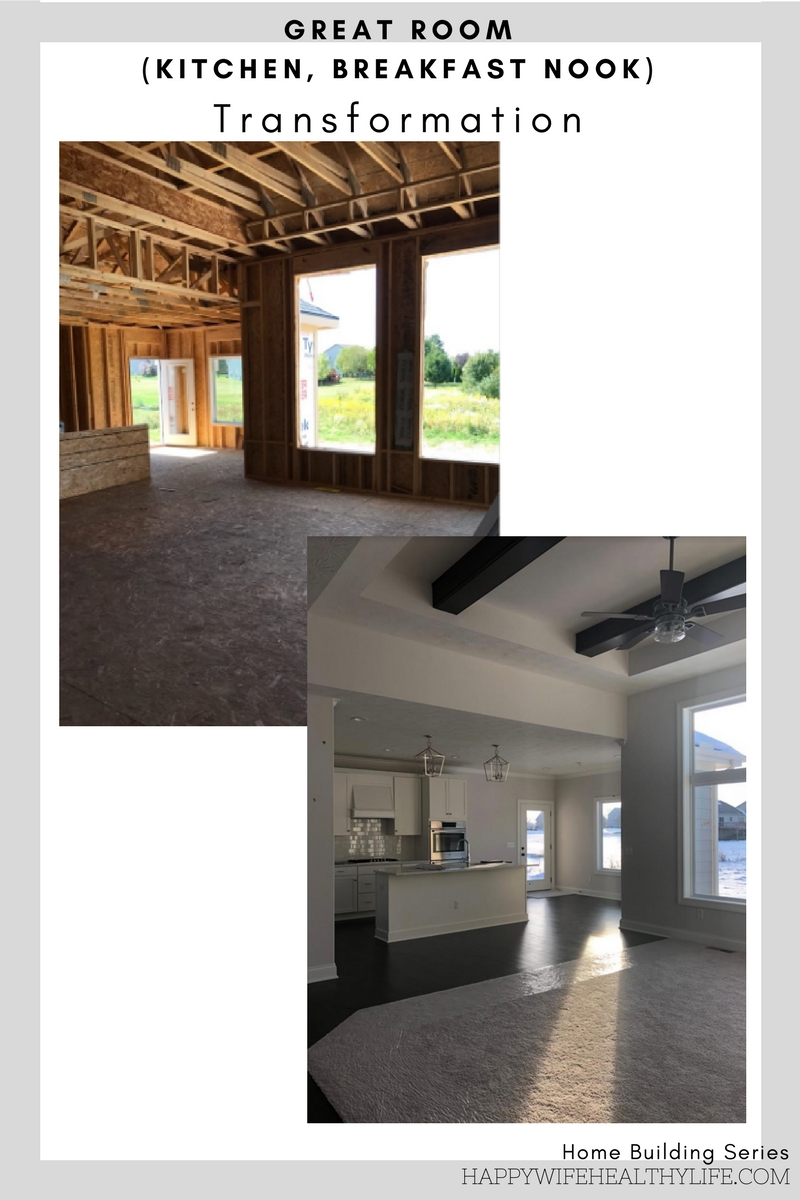 Home Building Series: Great Room 1