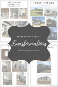 Home Building Series