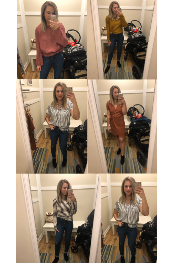 c34d30e699 Bring on Spring: Madewell Try-On